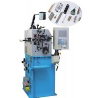 Best Fast Debug Spring Coiler Machines Advanced Spring Making Equipment For Taper Springs wholesale