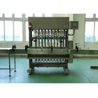 Stainless Steel Automatic Linear Filling Machine With Anti Drop Function