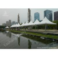 Quality No Fabric Wall French Style High Peak Frame Tent Expansion Bolts Fixing wholesale