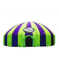 Best Mongolian Yurt Inflatable Dome Tent 100% Security For Advertising Events wholesale