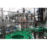 Best Carbonated Drink Bottle Filling And Sealing Machine Fully Automatic wholesale