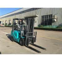 Best 1.5 Ton Small Sit Down Forklifts Gas Powered , Propane Fuel System Forklift wholesale
