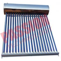 Best 304 Stainless Steel Thermal Solar Water Heater Residential With Feeding Tank wholesale