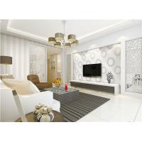 Best High quality cheap price modern styles PVC vinyl wall paper wholesale