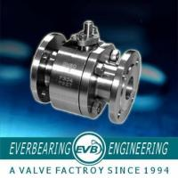 Quality Steam Jacket Ball Valve ,  Stainless Steel Water High Pressure Ball Valve wholesale