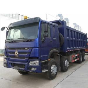 Second Hand 6X4 Sinotruk Dumper Truck Howo Dump Tipper Used Trucks