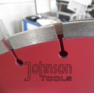 Best 550mm Laser Diamond Concrete Saw Blades For Dry Or Wet Cutting Concrete Floor wholesale