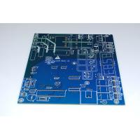 Best Professional Computer Circuit Board Blue Colors Soldmask Quickturn Prototype Pcb wholesale