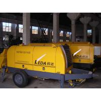 Best HBT60.13.90S Concrete Pump Stationary , Static Concrete Pump Output 60 Cube Meter Per Hour wholesale