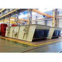 Best Light Weight Stone Double Deck Vibrating Screen Two Layer For Metallurgy wholesale