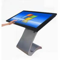 Best 43 Inch FHD Interactive Touch Screen Table , Metal Frame Advertising Digital Signage wholesale