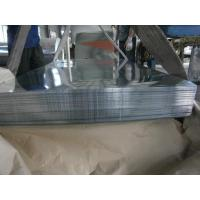 Best Hot Dipped Galvanized Steel Sheet / Sheets , Big Spangle For Outer Walls wholesale