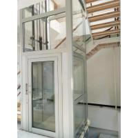 Best Fuji Glass Residential Elevators , Customizable Small Personal Lifts Home Use wholesale