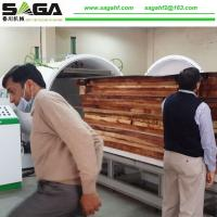 Full-auto Radio Frequency Vacuum Wood Drying Machine Sales From SAGA Machinery