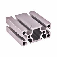Best Factory manufacturer Industrial T and V Slot Aluminum extrusion Profile Materials And t-slot aluminum wholesale