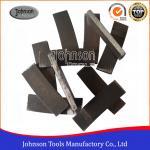 Best Segmented Bond Tool 500mm Saw Blade Diamond Cutting Sandstone Segment For Stone wholesale
