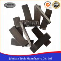 Best Segmented Bond Tool 500mm Saw Blade Diamond Cutting Sandstone Segment For Stone wholesale