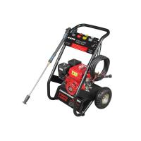 2 Wheels High Pressure Washer , 0.95 Gallon Fuel Capacity High Pressure Cleaning Equipment
