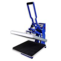 Best Best sell in USA 15*15inch Black color Semi Automatic Open Heat Press Machine, wholesale