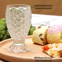 China Fish cup promotional cup Fish glass set Anhui Langxu on sale