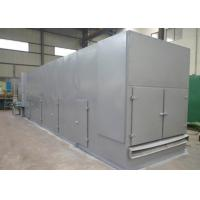 China High Efficiency Automatic Mesh Belt Dryer  Belt Drying Machine With 12 Drying Units on sale