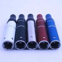 Best High Quality AGO G5 Blue e-cigarette Atomizer Tank Colorfull Dry Herb Vaporizer 510 Thread wholesale