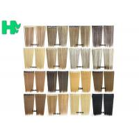 Buy cheap Synthetic Blonde Hair Extensions Korean Straight Human Hair Weave from wholesalers