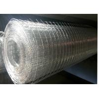 Best Electro Galvanized Welded Wire Mesh Roll / Stainless Steel Mesh For Loose Strata wholesale