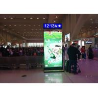 Best Led Screen Stand Alone Digital Signage Display Advertising P2.5 1800 Nits Brightness wholesale