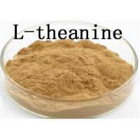 Best L - Theanine Supplement Raw Materials Natrual 3081 61 6 Extract From Tea wholesale