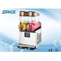 Best Professional Fast Cooling Double Bowl Slushie Machine With ASPERA Compressor wholesale