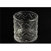 Best Wedding Glass Candle Holder Decorations / Glass Candle Sleeve Glassware wholesale