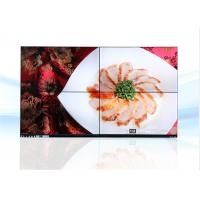 Best 50 Inch Full Screen Led Wall Display Seamless 4K Lcd Video Wall Indoor Use wholesale