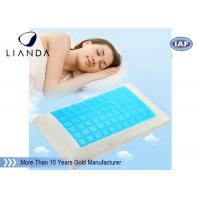 Best Summer Fashion Silicone memory foam Cooling Gel Pillow summer season products wholesale
