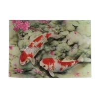 Cheap Small Size Custom Design 3D Lenticular Card For Advertisement for sale