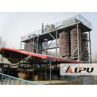 Best High Recovery Ore Dressing Plant Spiral Chute Gravity Separator wholesale