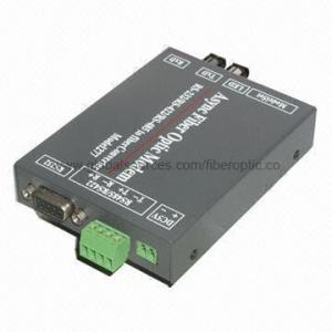 Cheap Fiber Modem with 2km Distance for sale