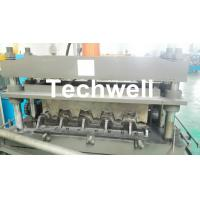 Best 0.8-1.5mm Thickness Galvanized Steel Building Material High Speed Profile Deck Floor Cold Roll Forming Machine wholesale