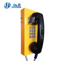 Best IP65 Industrial Handset Vandal Resistant Telephone , Rugged emergency telephone wholesale