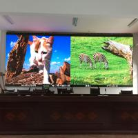 Buy cheap Fixed 4mm Pixel Pitch Indoor LED Displays SMD 2121 3000CD / M² Brightness from wholesalers