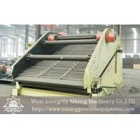 Best Single Deck Vibrating Screen Machinery Circle Throw Pre - Crushed wholesale