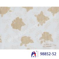 Moistureproof Decorative Privacy Film Chinese Flowering Crabapple Water Resistant Corrosion