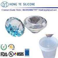 China Easy-operation two component tin cure silicone for casting resin molds on sale