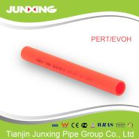 32mm pe-rt/evoh floor heating pipine from Junxing with red color
