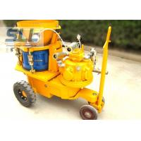 Cheap SPZ Series Rotor Type Dry Wet Mix Shotcrete Machine OEM / ODM Acceptable for sale