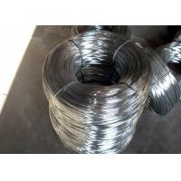 Best Professional Galvanised Steel Wire , Znic Coated Surface Stainless Steel Wire wholesale