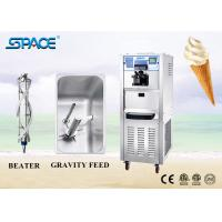Best Table Top Three Flavors Aspera Frozen Yogurt Machine With Self Cleaning System wholesale