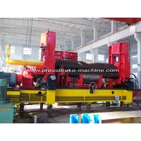 Best CNC Hydraulic Three Roller Bending Machine For Steel Sheet PLC Control wholesale