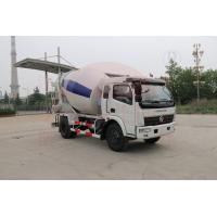 China 2m3 3m3 4m3 Concrete Mixing Truck High Strength Frame For Transporting on sale