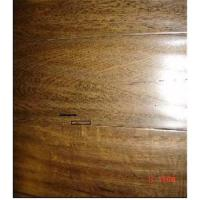 China Handscraped Wood Flooring on sale